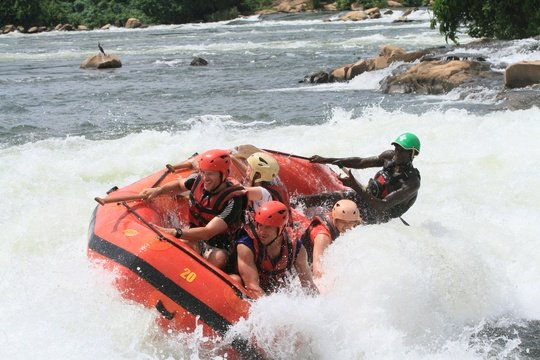 Uganda the Source of Nile River