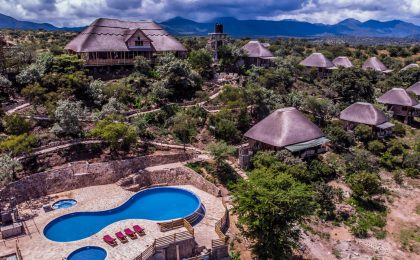 Adere Safari Lodge
